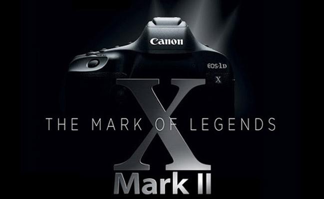 Ecco la nuova Canon 1D X Mark II