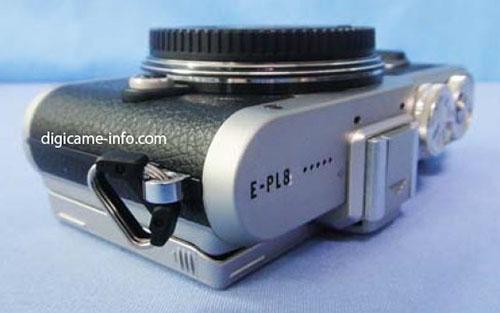 Olympus E-PL8 - 3