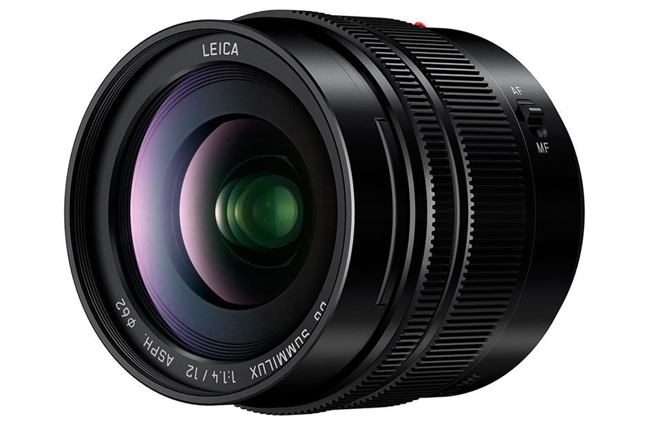 Panasonic Leica DG Summilux 12mm