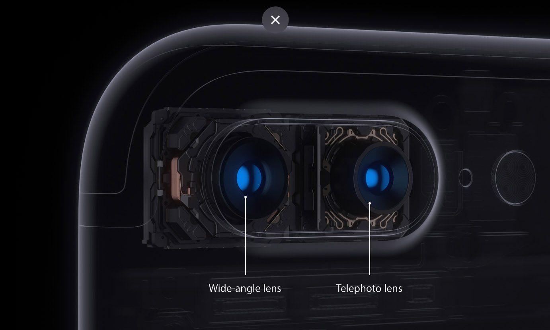 iphone 7 plus fotocamera